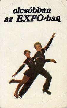 EXPO Áruház (Sallai András, Regőczy Krisztina) - 1982