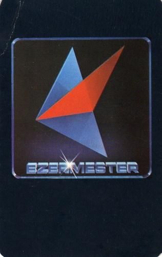 EZERMESTER (Úttörő és Ifjúsági Kereskedelmi Vállalat) - 1983