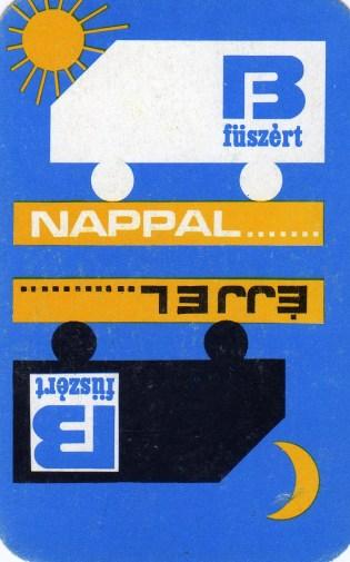 FÜSZÉRT - 1975