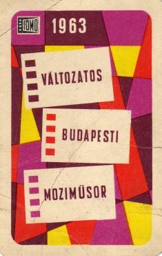 Főmo - 1963