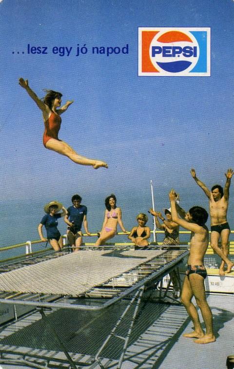 Fővárosi Ásványvíz és Jégipari Vállalat (PEPSI) - 1982