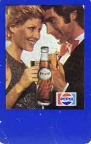 Fővárosi Ásványvíz és Jégipari Vállallat (Pepsi) - 1976