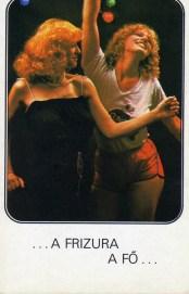 Fodrász Szövetkezetek (a frizura a fő) - 1981