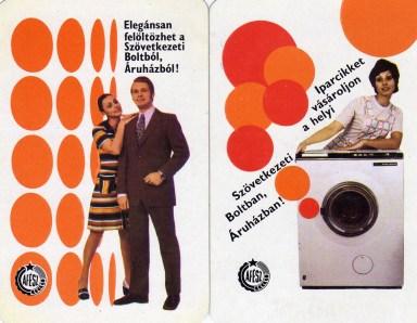 Fogyasztási Szövetkezet (ÁFÉSZ) - 1975