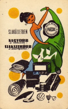Heves Megyei Iparcikk - 1968
