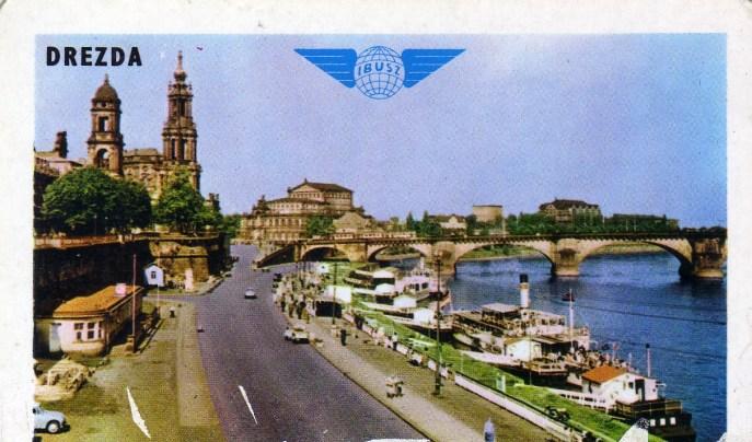 IBUSZ (Drezda) - 1973