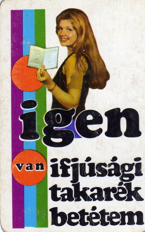 Ifjúsági Takarék - 1975