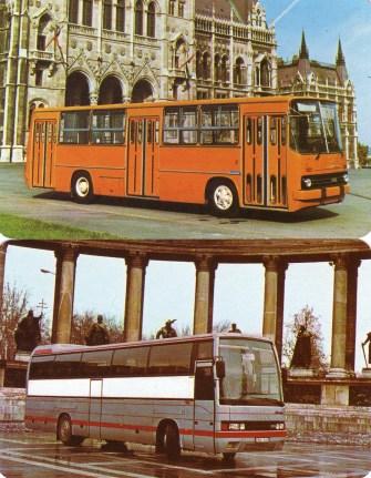 IKARUS (2) - Budapest - 1986