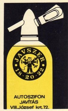 JAVSZER - 1968