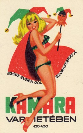 Kamara Varieté - 1969