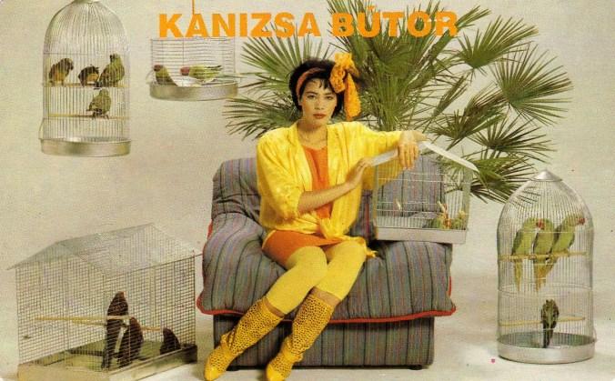 Kanizsa Bútor - 1987