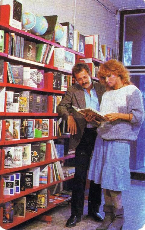 Könyvértékesítő Vállalat - 1985