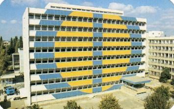 Középületépítő Vállalat (Budapest) - 1986