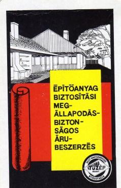 Kelet-Magyarországi TÜZÉP - 1979