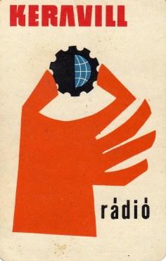KERAVILL (rádió) - 1963