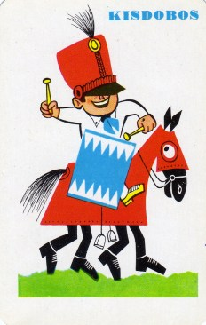 Kisdobos (a MÚSZ gyermeklapja) - 1973