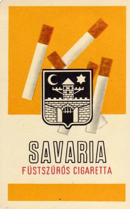 Magyar Dohányipar (Savaria) - 1968