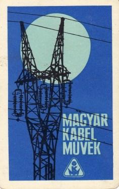 Magyar Kábel Művek - 1968