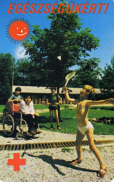 Magyar Vöröskereszt - 1988