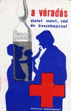 Magyar Vöröskerszt - 1976