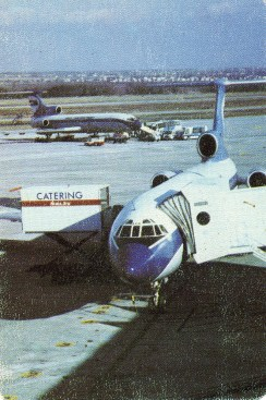MALÉV - 1986