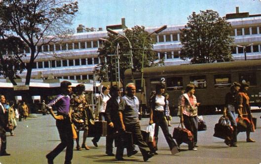 MÁV (Budapest, Déli pu) - 1981