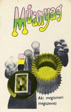 MŰANYAG (általános népszerűsítés) - 1970