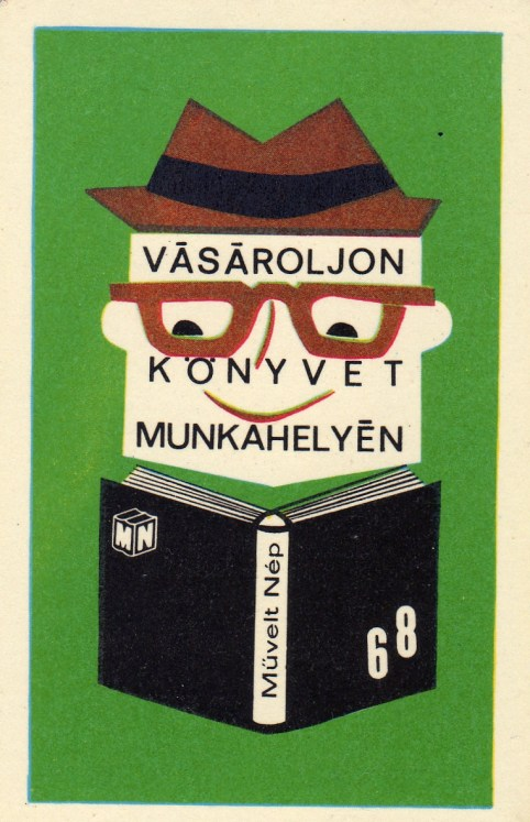 Művelt nép (könyvterjesztés) - 1968