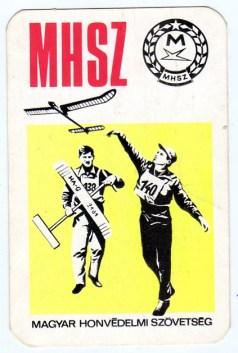 MHSZ - 1977