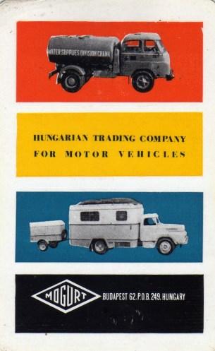 MOGÜRT - 1967