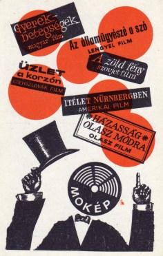 MOKÉP - 1966
