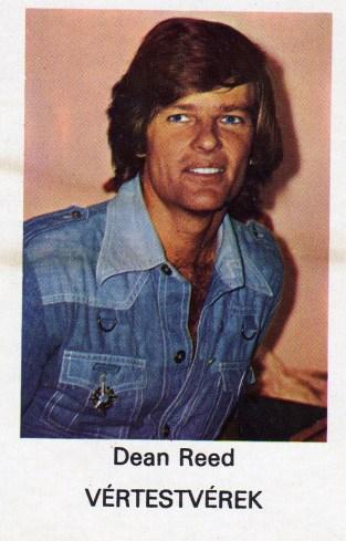 MOKÉP (Dean Reed) - 1977