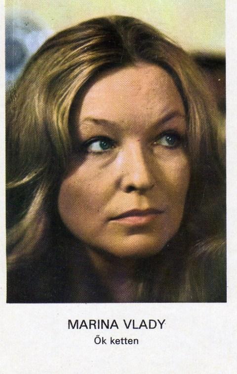 MOKÉP (Marina Vlady) - 1978