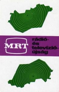 MRT (rádió- és televizió újság) - 1973