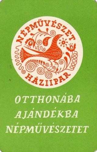 Népművészet- és Háziipari Vállalat - 1967