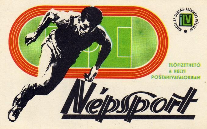 Népsport (Ifjúsági Lapkiadó Vállalat) - 1969