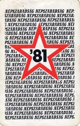 Népszabadság - 1981
