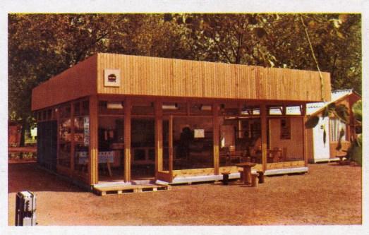 Nyugatmagyarországi Fagazdasági Kombinát - 1976