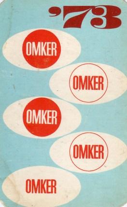 OMKER - 1973