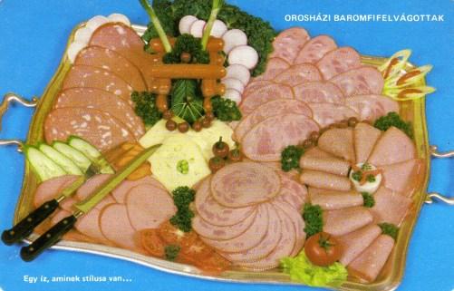 Orosházi Baromfifeldolgozó Vállalat - 1985