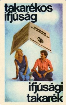 OTP - Ifjúsági Takarék - 1977