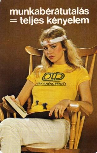 OTP (munkabérátutalás) - 1984