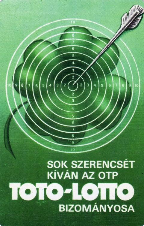OTP Totó-lottó bizományosa - 1983