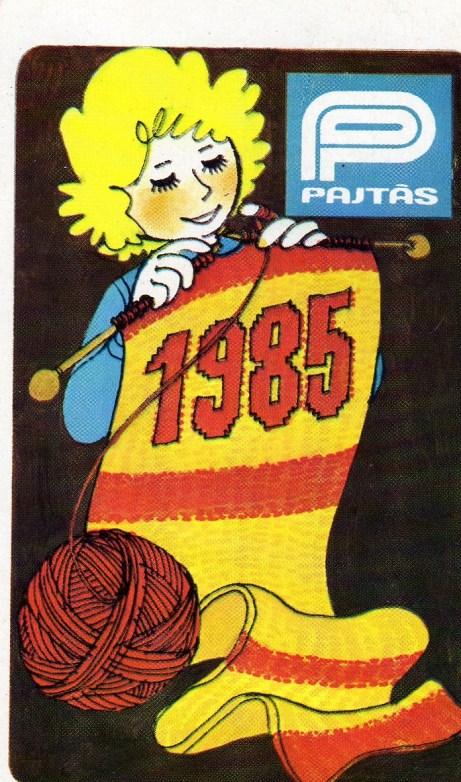 Pajtás újság - 1985