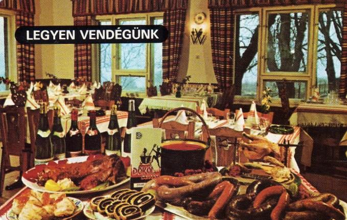 Pest Megyei Vendéglátó Vállalat - 1979