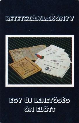 POSTABANK - 1990