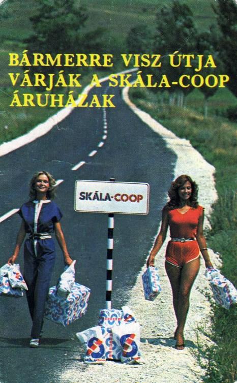 SKÁLA-Coop Szövetkezeti Áruházak - 1982