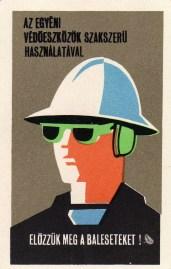 Szakszervezeti Munkavédelmi Felügyelet - 1970