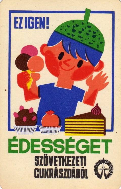 Szövetkezeti Cukrászdák (1) - 1967