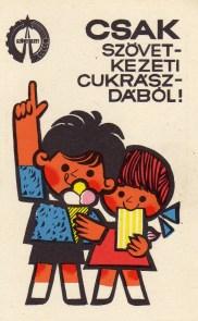 Szövetkezeti Cukrászdák - 1969